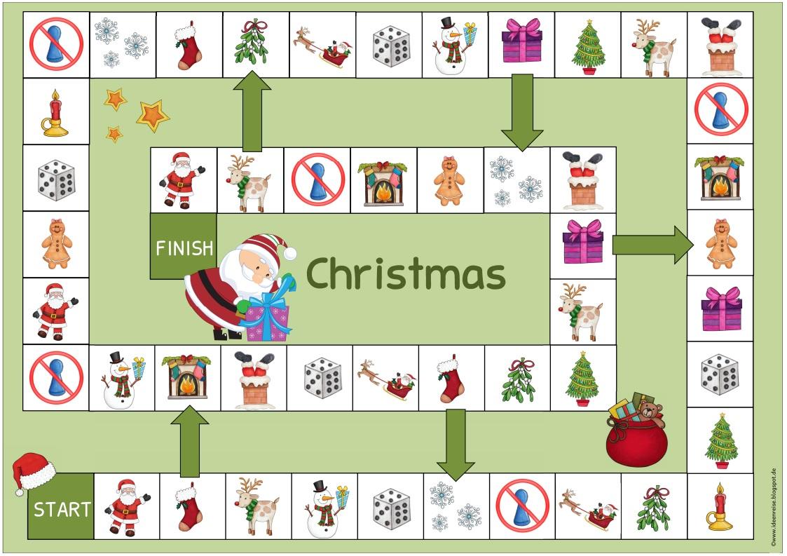 Spiele An Weihnachten
